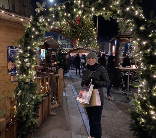 Me at Innsbruck Christmas Market 👍