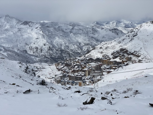 Val Thorens, Les3Vallees, France